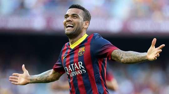 Dani Alves va-il revenir à Barcelone ? FCBarcelona