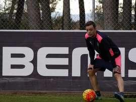 Dani Benítez jugará en el AEL Limassol. SDHuesca