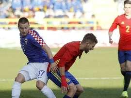 España Sub 21 disputará el Europeo en Polonia. EFE