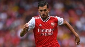 Arsenal quer continuar com Ceballos. AFP