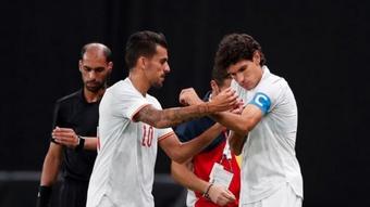 Los Juegos Olímpicos siguen teniendo presencia 'merengue'. EFE