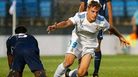 Dani Gomez could be loaned to the Championship. RealMadrid
