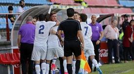 El Madrid de Guti ya está en cuartos de la Copa. RFEF