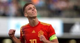 Dani Olmo va rejoindre le le RB Leipzig. EFE