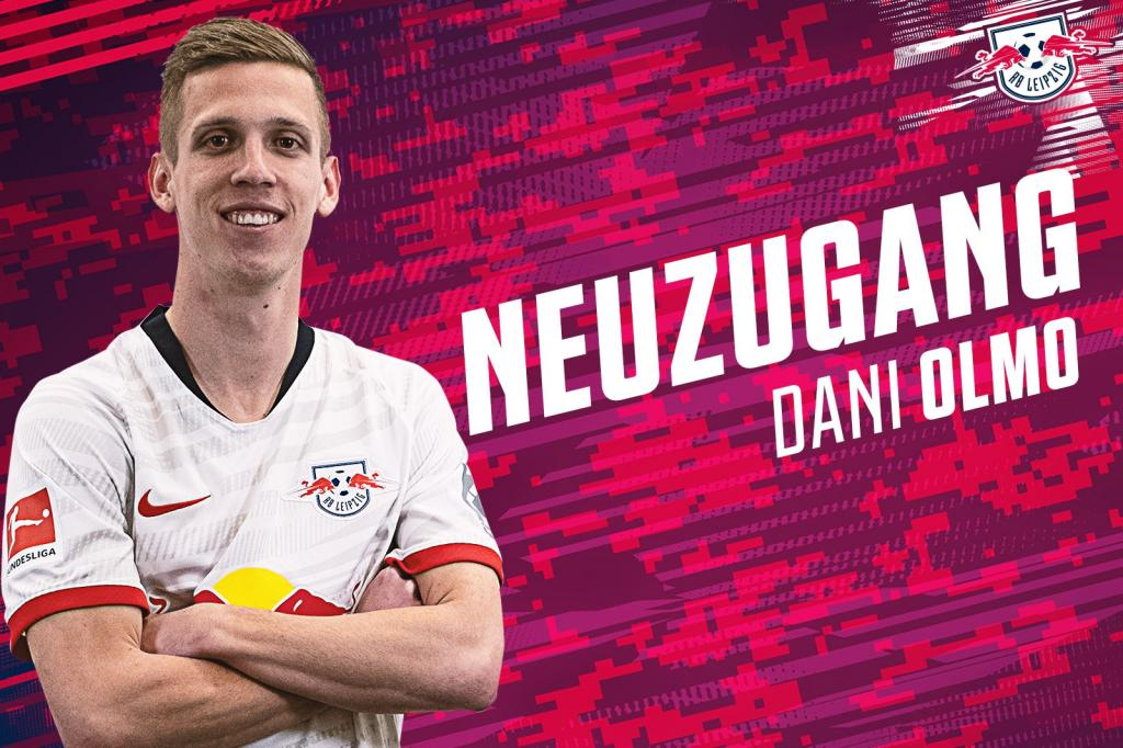 Official Rb Leipzig Secure Signing Of Olmo From Dinamo Zagreb Besoccer