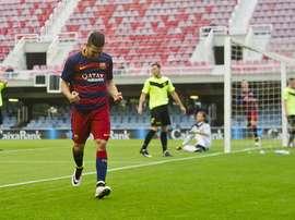 El Barcelona B ha conseguido quedarse con los tres puntos en casa ante su afición. FCBarcelona