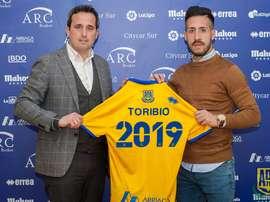 Toribio no se fía del Lorca. ADAlcorcón