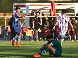 Dani Vega abandona el Valladolid, y jugará en el filial del Celta. ValladolidCF
