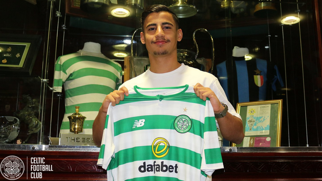 Daniel Arzani trades Manchester City for Celtic loan