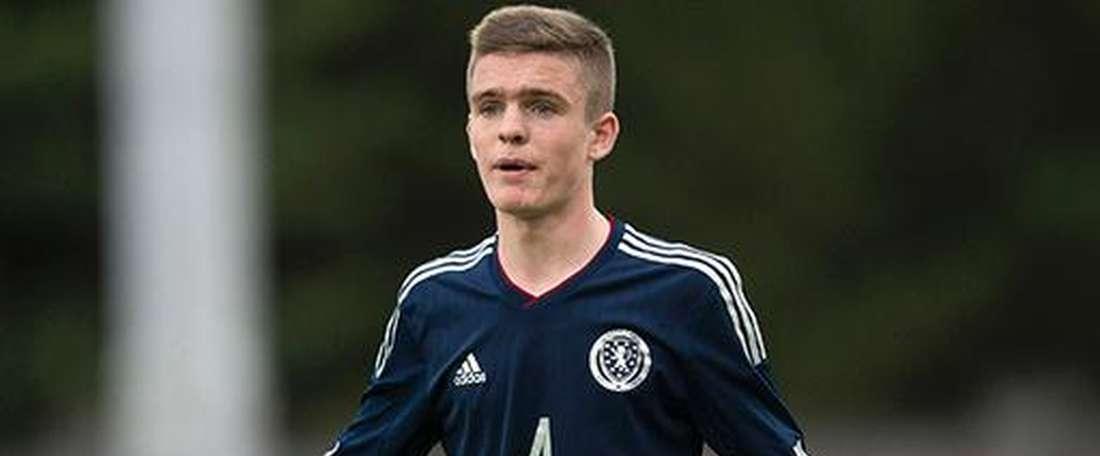 El United lanza sus redes sobre una joven perla escocesa. ScottishFA