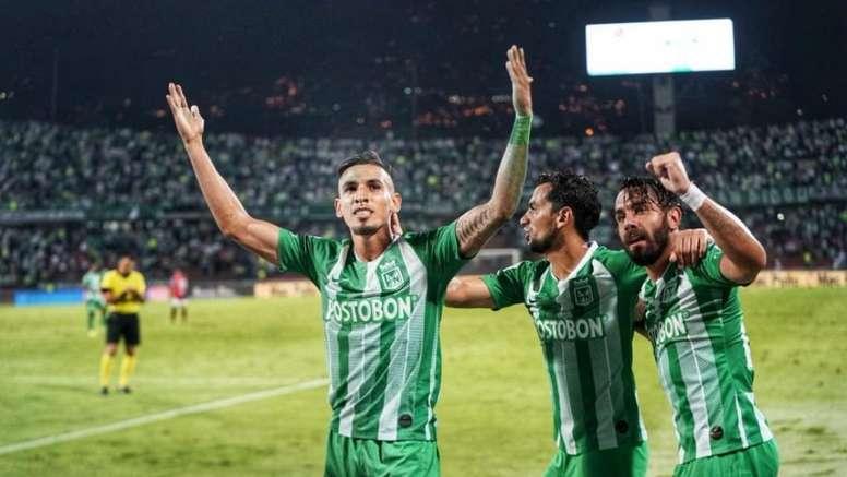 Daniel Muñoz está en la agenda de Palmeiras. Nacionaloficial