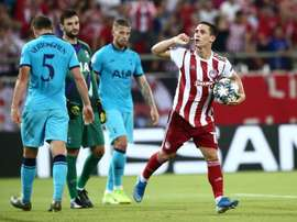They could withdraw from the league. OlympiacosFC
