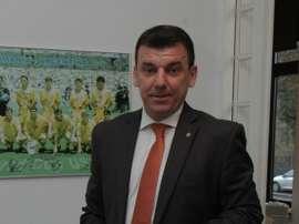 Daniel Prodan ha dejado su cargo de director deportivo en el Concordia Chiajna rumano. FRF
