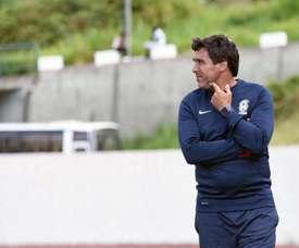 Daniel Ramos retomou o caminho dos triunfos. Twitter/Marítimo