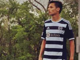 Dániel Sallói vuelve al Sporting Kansas. SportingKansasCity