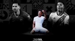 Daniel Zsóri, melhor gol do ano 2019. FIFA.com