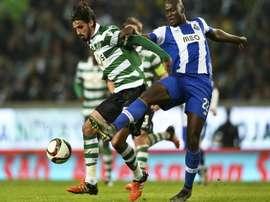 Danilo Pereira ha despertado el interés del Manchester United. EFE/Archivo
