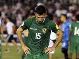 Danny Bejarano deja la Liga Griega para jugar en Ecuador. Archivo/EFE/AFP