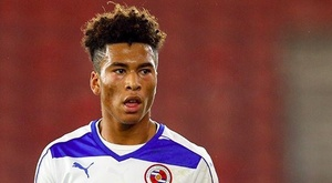 Danny Loader is drawing interest from a host of clubs. ReadingFC