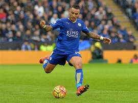 Danny Simpson is overjoyed by his teams Premier League title win. LeicesterFC