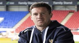 Danny Swanson rejoins St Johnstone. StJohnstoneFC