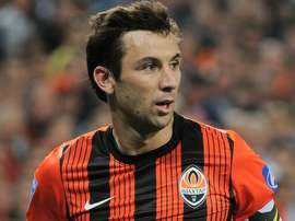 Darijo Srna is Shakhtar Donetsk captain. ShakhtarDonetskFC