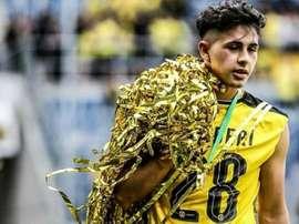 La perla del Borussia obligada a retirarse a los 21 años tras nueve operaciones. BVB