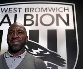 West Brom a annoncé le départ de Moore. WBA