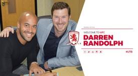 El Middlesbrough se hace con los servicios de Randolph. MiddlesbroughFC