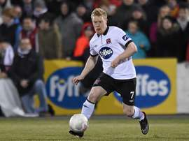 Horgan has joined Hibernian. DundalkFC