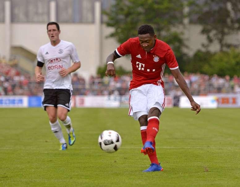 David Alaba, uno de los goleadores. Bayern