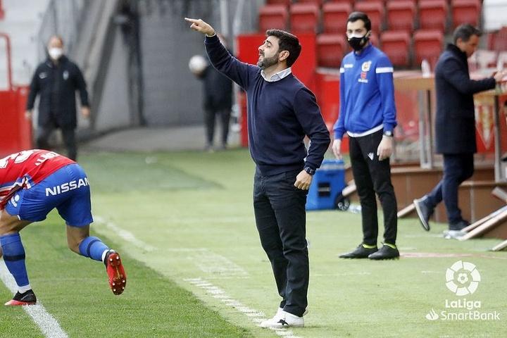 El Sporting, con tres bajas para su estreno ante el Burgos. LaLiga