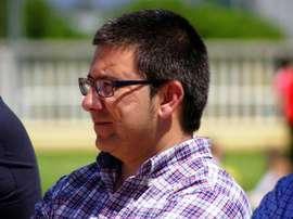 David Gutiérrez es nuevo entrenador del Algeciras. Algeciras