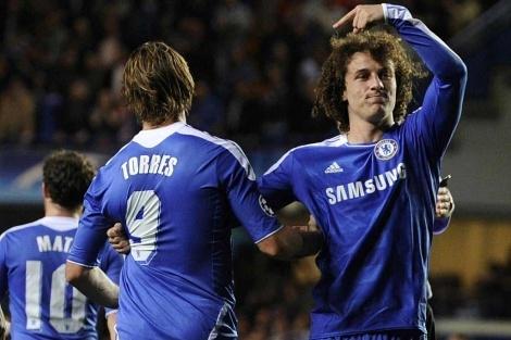 El día que una oración de David Luiz 'salvó' a Fernando Torres ...