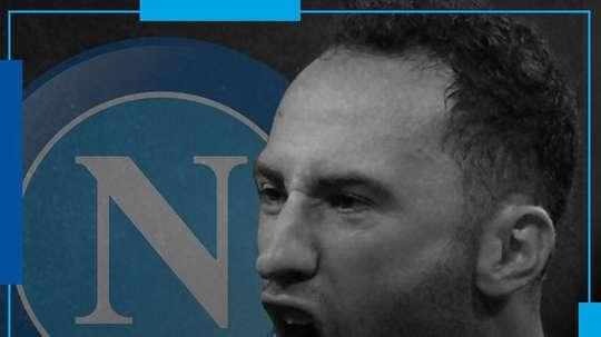 Atualização do mercado de 17 de agosto. Twitter/Napoli