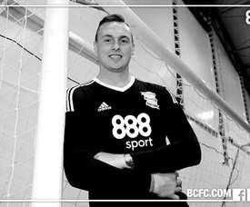 Stockdale ya es nuevo jugador del Birmingham City.BCFC