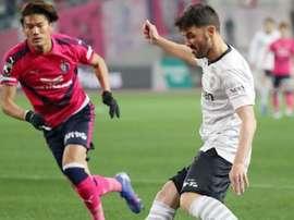 Nouvelle victoire pour le Vissel Kobe. EFE