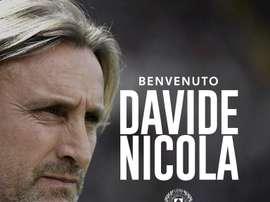 Nicola toma el mando. Udinese