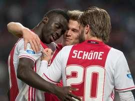 Grande jogo na Alemanha acaba com a passagem dos holandeses. Ajax