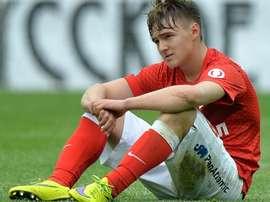 Davydov jugará cedido en el Mladá Boleslav. Twitter