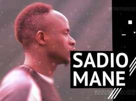 Sadio Mané, una máquina en el Liverpool. DAZN