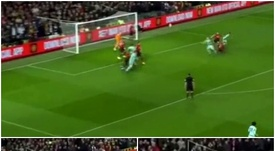 De Gea will not want to watch this match back. MONTAGE/BESOCCER