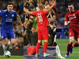 O Everton pôde construir um timaço. EFE/AFP