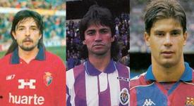 Jacek Ziober, Marlon Brandao y Goran Vucevic. Varios