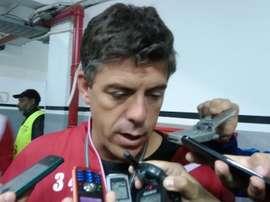 El técnico viene para sustituir a Fernando Ruiz. ClubLosAndes