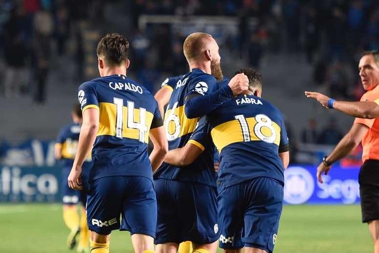 Boca, con todo a por Liga de Quito. BocaJuniors