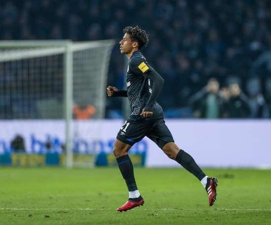 Todibo estreou com sua nova equipe. Schalke04