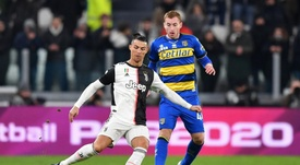 Ronaldo mette le ali alla Juventus. Twitter/JuventusFC