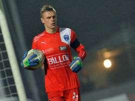 Paul Delecroix ha sido presentado por el Lorient. ChamoisNiortais