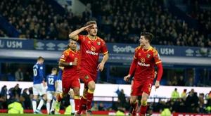 Srbeny fez o segundo gol do Norwich nos acréscimos. Twitter/NorwichCityFC